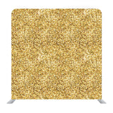 Glitter Sequins Golden Abstract Background Backdrop
