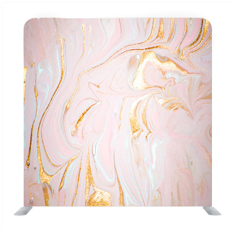 Gold Marble Swril Canvas Wall Art Media Wall