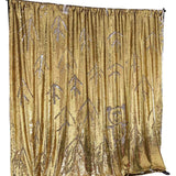 Gold & Silver Mermaid Sequin Backdrops
