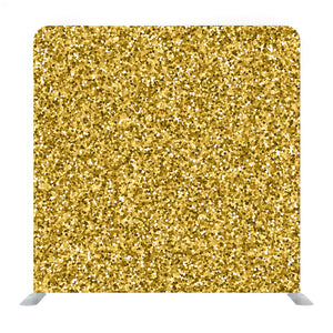 Golden Explosion Of Confetti Media Wall