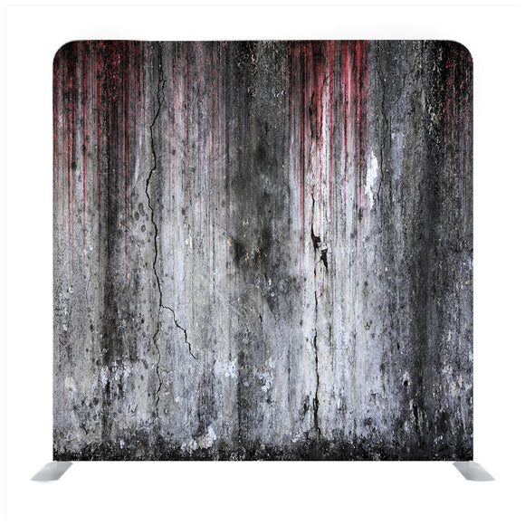 Halloween Scary Blood Stains Background Media Wall