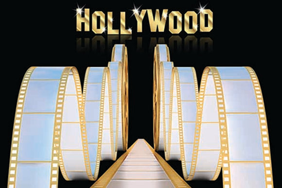 Hollywood Themed Backdrop