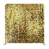 Multi Golden Dots Backdrop