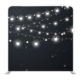 Night Sky Lights Decor Media Wall
