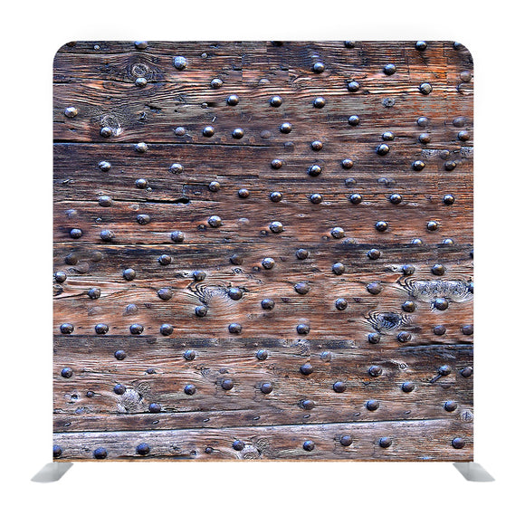 Old Wood Texture Background Media Wall