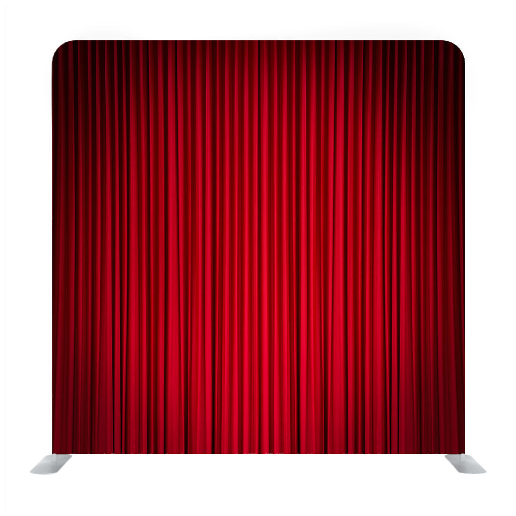 Red Screen Media wall
