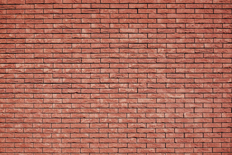 Red Brick Wall Texture Backdrop