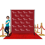 Step and Repeat Event Media Wall Backdrops