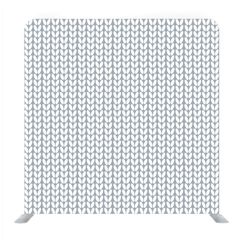 Seamless Knitted Hand Drawn Background Media Wall