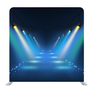 Set of Scenic Spotlights Media Wall