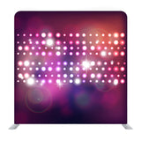 Sparkling Lights Background Media Wall
