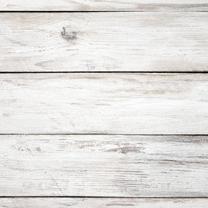 Vintage Weathered Shabby White Painted Wood Texture Background.