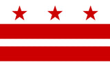 Washington D.C State Flag