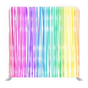 Watercolor stripes template background backdrop