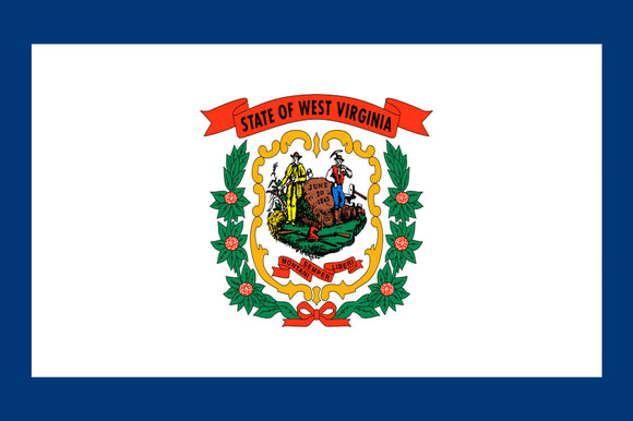West Virginia State Flag