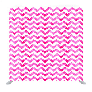 Zig Zag texture pink and white background backdrop