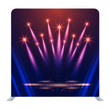 Beautiful Show Lights Background Media Wall