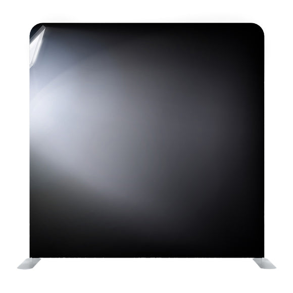 Black Gradient Abstract Background Media Wall