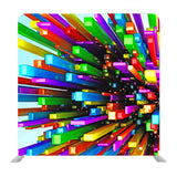 Colorful Dynamic Media Wall