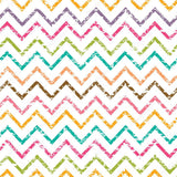 Colorful Grunge Chevron Print Photography Backdrop