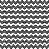 Modern Black and White Chevron Print Photography Backdrop