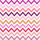 Seamless Wave Stripes Pattern Indelible Print Fabric Backdrop