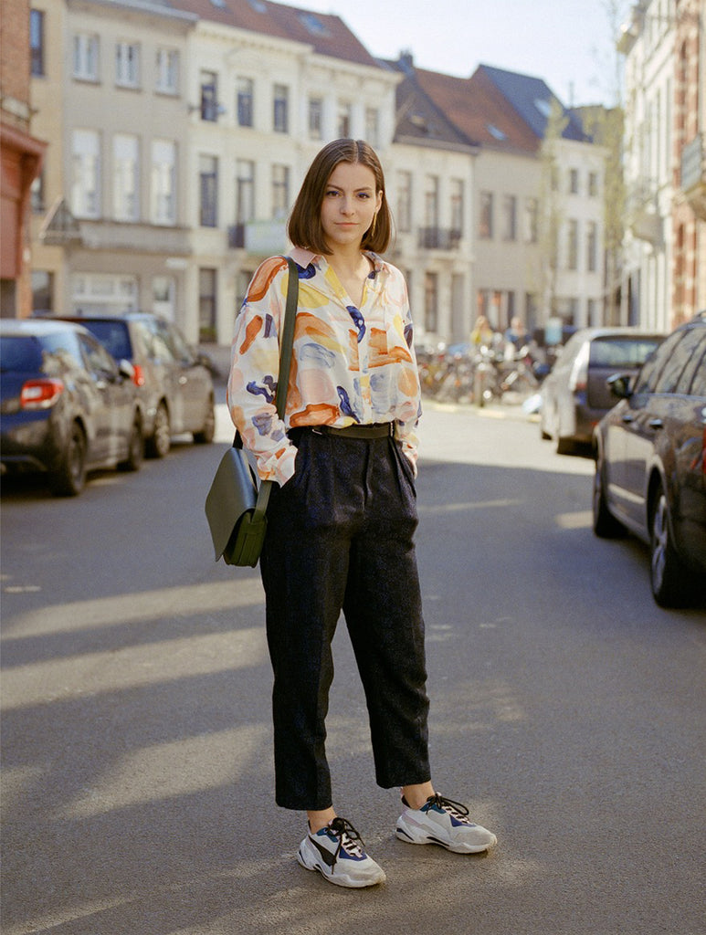 Sofie Peelman on creating spaces and personal style