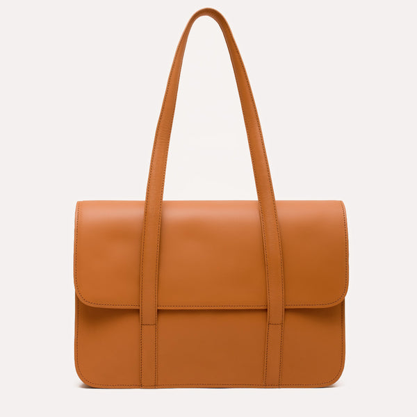 Eline Messenger Bag Summer Cognac