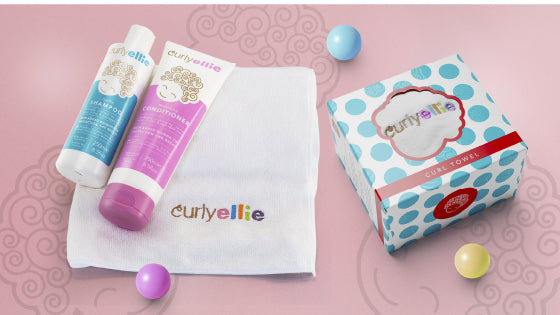 Bring out your best curl with our Special Curly Hair Towels