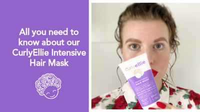 All you need to know about our CurlyEllie Intensive Hair Mask