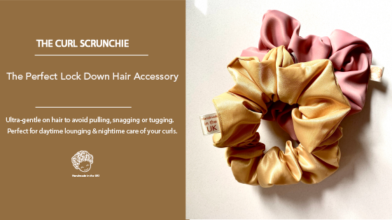 Introducing Our Curl Scrunchie