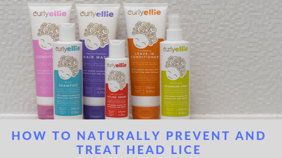 How to naturally prevent and treat head lice