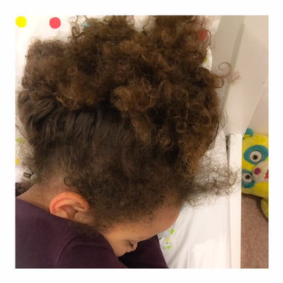 Getting rid of the dreaded CURLY BED HAIR with CurlyEllie