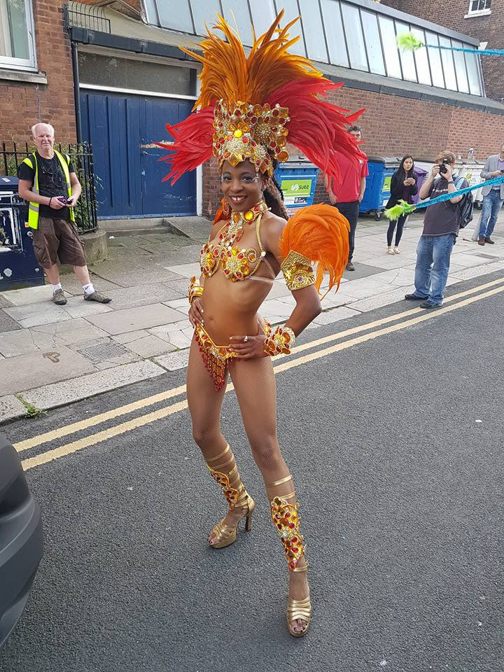 Feeling Hot!! Hot!! Hot!!!  - Get yourself Carnival Ready