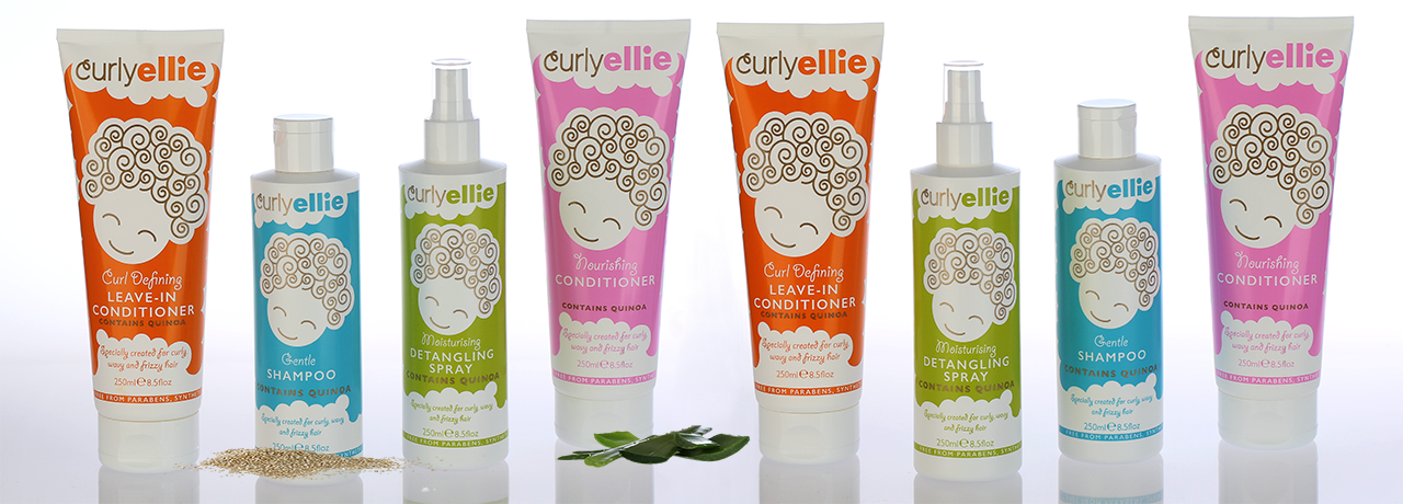 CurlyEllie Launches