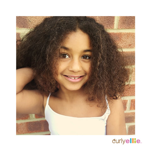 CurlyEllie for Curly Haired Kids