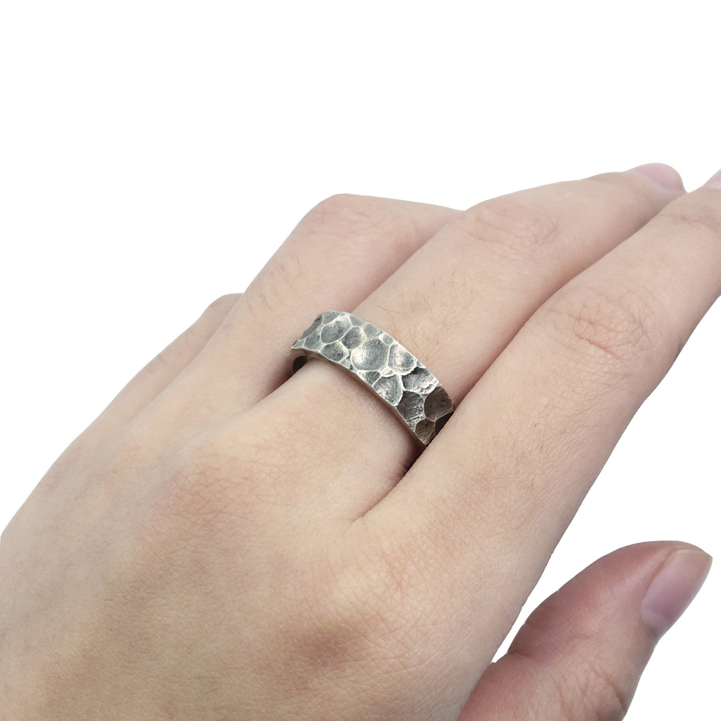 LS26 Silver Ring by Lion Studio - Laboratory S