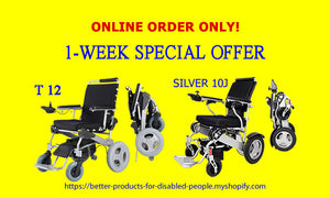 1-WEEK SPECIAL OFFER!