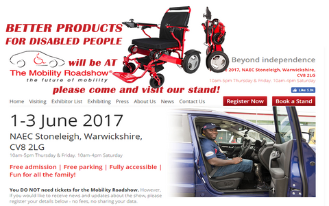 MOBILITY ROAD SHOW