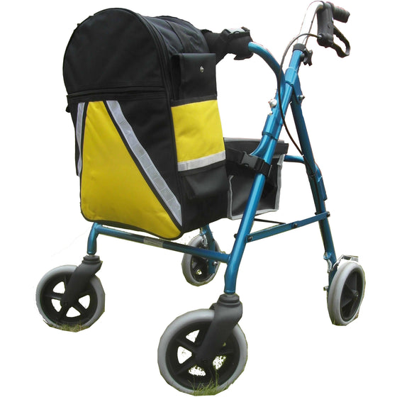 Bag for a wheelchair supplied by BP4D