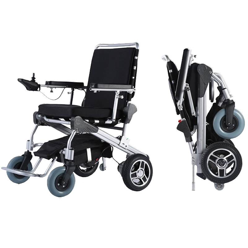 t 11 reclining folding electric wheelchair better products for disabled