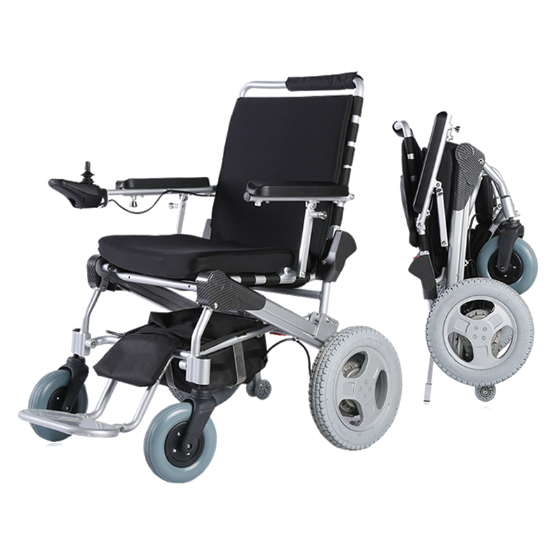 t12 Reclining folding electric wheelchair better products for disabled
