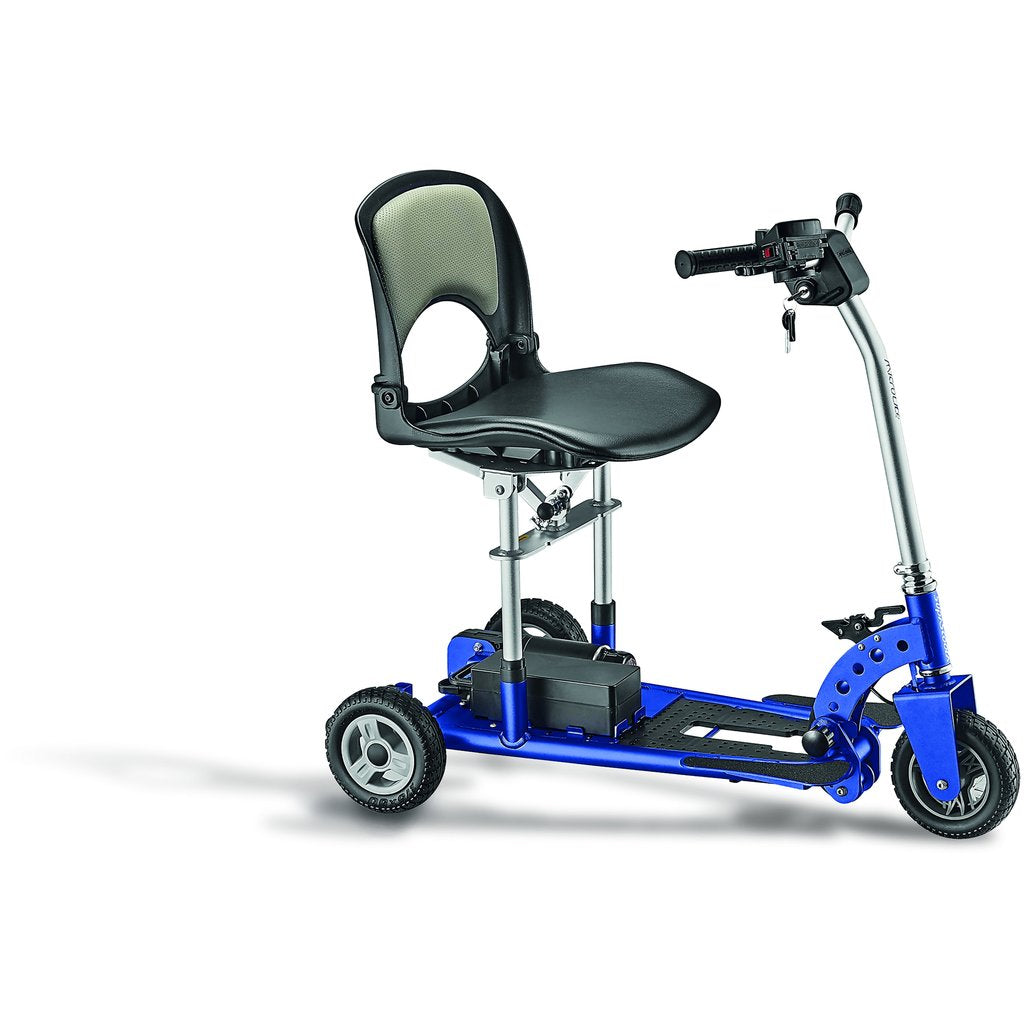XtraLite Mobility Scooter is supplied by BP4D