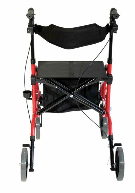 Deluxe 2 in 1 Rollator Transit Chair  from BP4D