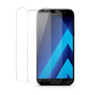 Galaxy S5 Screen Protector [2-Pack] Premium Tempered Glass Screen Protector for Samsung Galaxy S5 by Power Theory