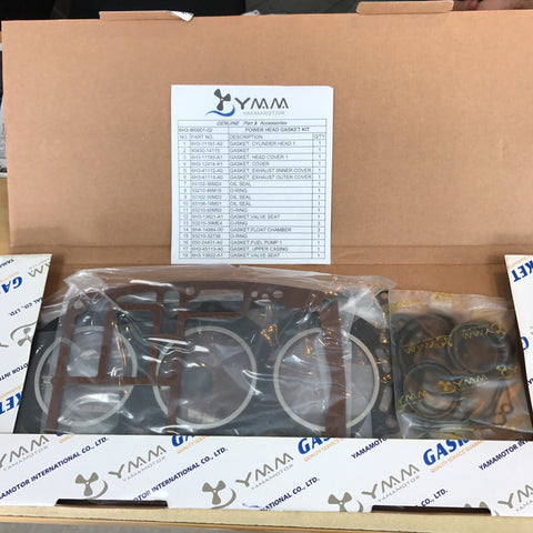 Power Head Gasket Kit 6H3-W0001-02