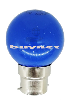 LED COLOR BULB 3W -  B22