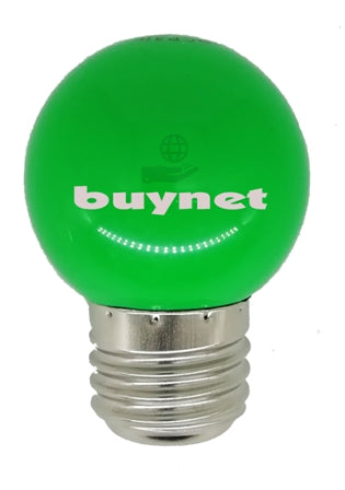 LED COLOR BULB 3W - E27