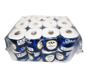 Blue Soft Feather Toilet Paper 48 Rolls