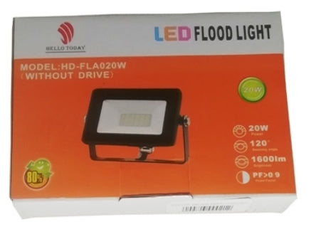 HD-FLA020W 20W Flood Light